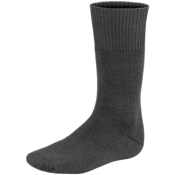 MFH Extra Warm Socks Long Gray