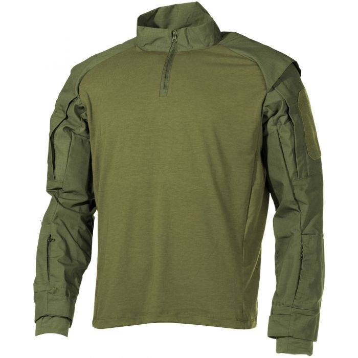 MFH US Tactical Shirt OD Green