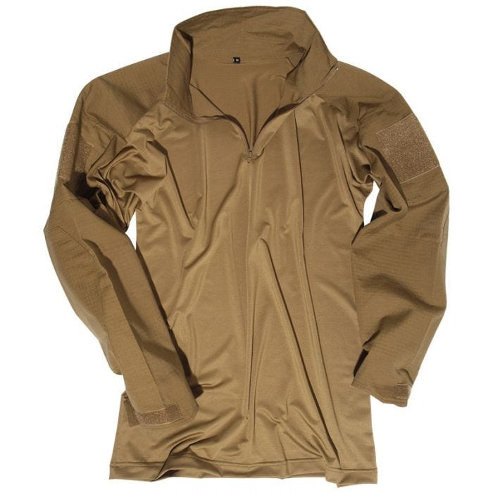 Mil-Tec Combat Shirt Coyote