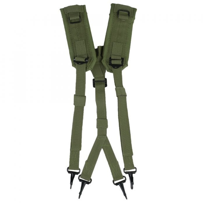 566bd2f725bfd Mil-Tec US LC2 Suspenders Olive