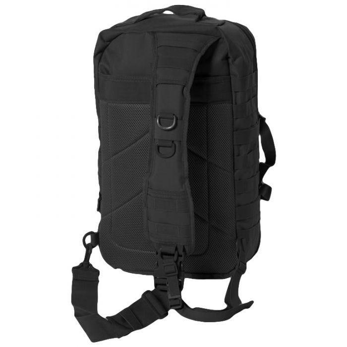 Mil-Tec One Strap Large Assault Pack Black