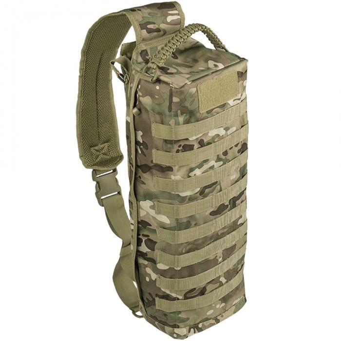 Mil-Tec Sling Bag Tanker Military Practical Shoulder MOLLE Backpack MIL-TACS FG