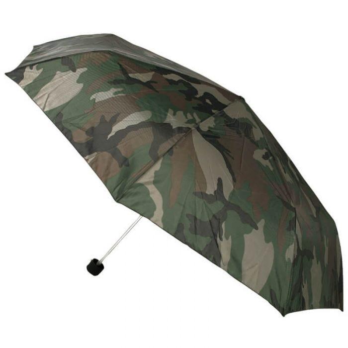 Mini Folding Umbrella Woodland