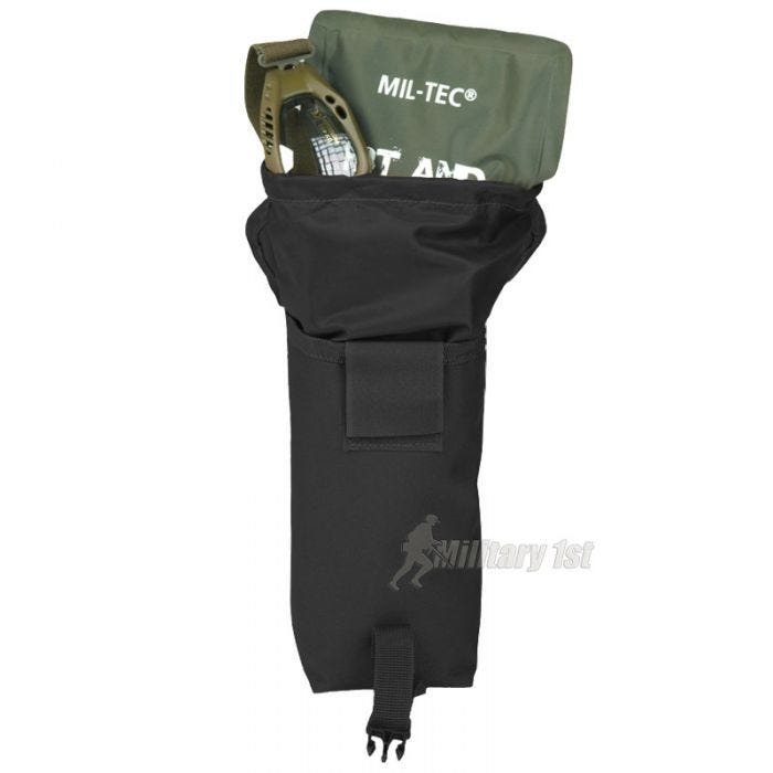 Mil-Tec Utility Pouch Small MOLLE Black