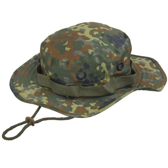 Mil-Tec GI Boonie Hat Flecktarn