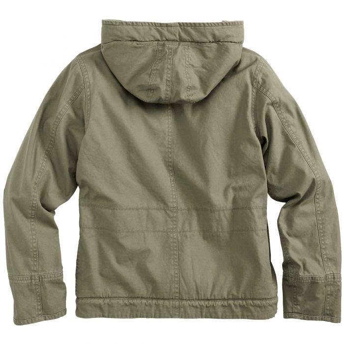 Surplus Supreme Vintage Hydro Jacket Olive