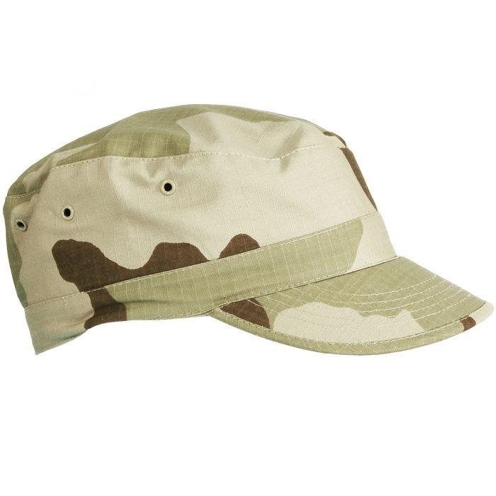 Teesar Field Cap 3-Color Desert