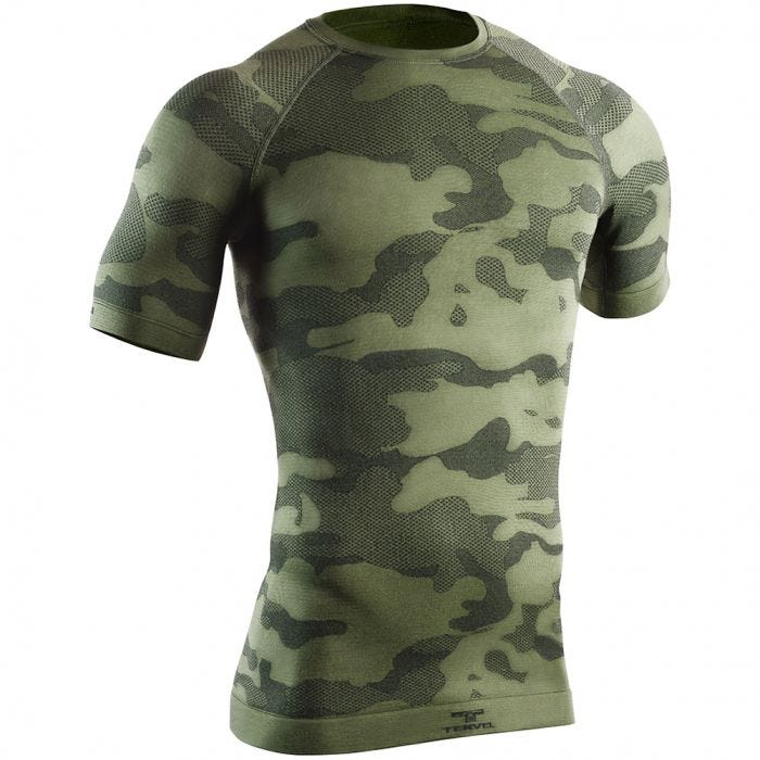 Tervel Optiline Tactical Shirt Short Sleeve Military / Gray