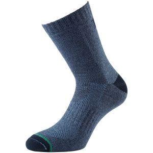 1000 Mile All Terrain Sock Sapphire