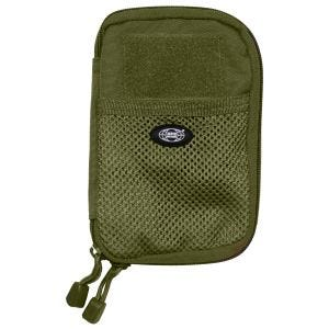 MFH Small Document Bag OD Green