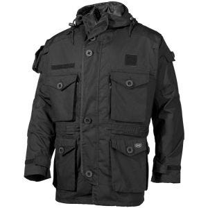 MFH Commando Jacket Smock Black