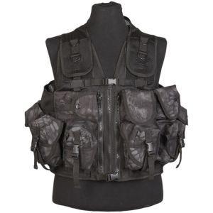 Mil-Tec Ultimate Assault Vest Mandra Night