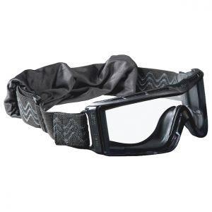 Bolle X810 Goggles - Clear Lens / Black Frame
