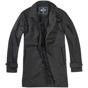 Brandit James Coat Black