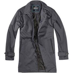 Brandit James Coat Gray
