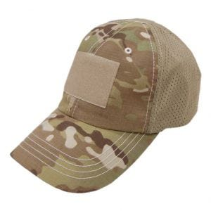 Condor Mesh Tactical Cap MultiCam