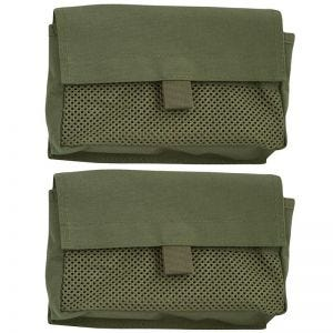 Condor Mesh Insert Utility Pouch Olive Drab