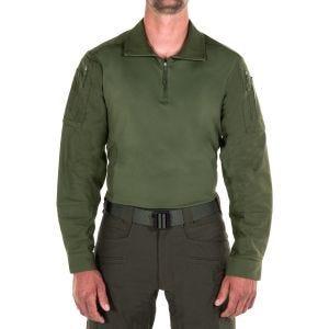 First Tactical Men's Defender Shirt OD Green