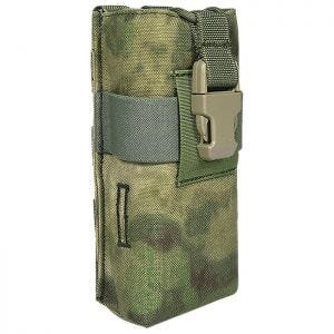 Flyye PRC 148 MBITR Radio Pouch MOLLE A-TACS FG