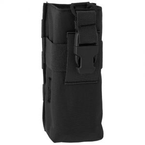 Flyye PRC 148 MBITR Radio Pouch MOLLE Black