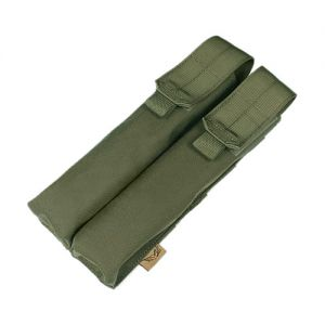 Flyye Double P90/UMP Magazine Pouch MOLLE Ranger Green
