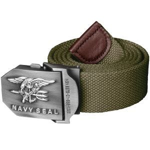 Helikon Navy Seal Belt Polyester Olive Green