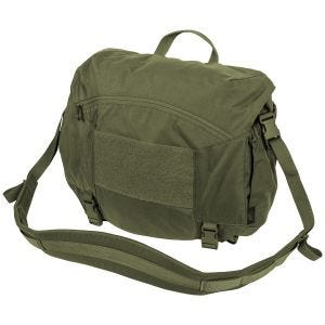 Helikon Urban Courier Bag Large Olive Green