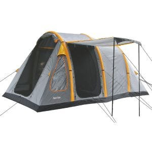 Highlander Aeolus 4 Tent Rock Grey