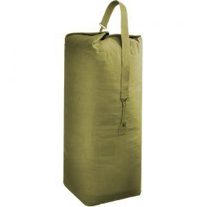 """Highlander Army Kit Bag 14"""" Base Olive"""