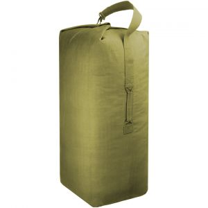 """Highlander Army Kit Bag 16"""" Base Olive"""