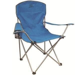 Highlander Folding Camp Chair Teal