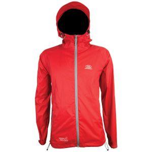 Highlander Stow & Go Packaway Jacket Red