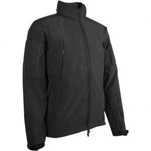 Highlander Tactical Soft Shell Jacket Black