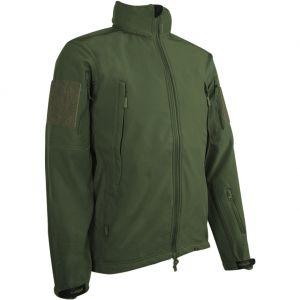 Highlander Tactical Soft Shell Jacket Olive