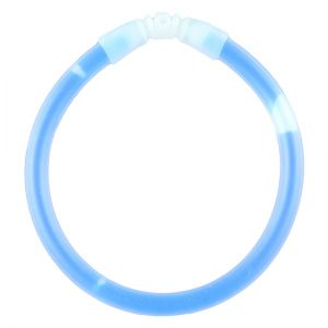 "Illumiglow 7.5"" Wrist Band Blue"