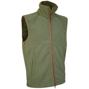 Jack Pyke Countryman Fleece Gilet Light Olive
