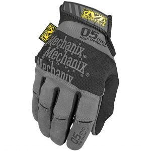 Mechanix Wear Specialty High Dexterity 0.5mm Gray / Black