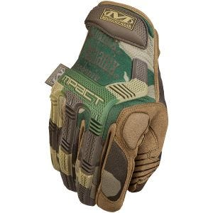 Mechanix Wear M-Pact Gloves Woodland