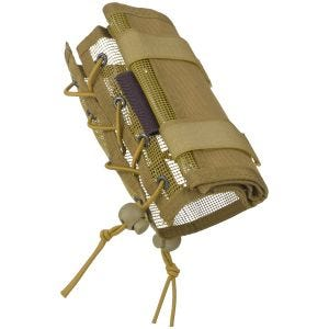 MFH Arm Bag with Money and Map Pocket Coyote Tan