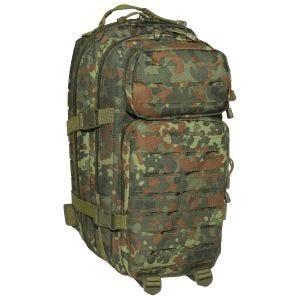 MFH Backpack Assault I Laser Flecktarn