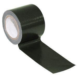 MFH BW Fabric Tape 5cm x 5m OD Green