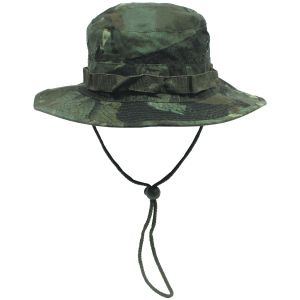 MFH GI Ripstop Bush Hat Hunter Green
