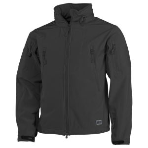 MFH Scorpion Soft Shell Jacket Black