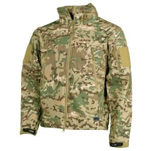 MFH Scorpion Soft Shell Jacket Operation Camo