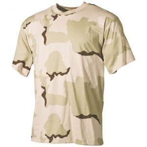 MFH T-shirt 3-Color Desert