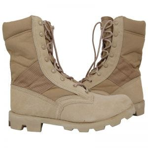 US Speed Lace Combat Boots Desert