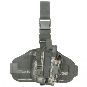 MFH Tactical Leg Holster MOLLE ACU Digital