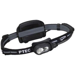 Princeton Tec Remix Rechargeable Headlamp White LED Black Case