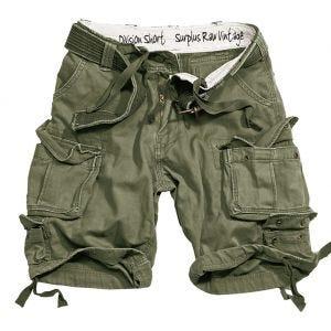 Surplus Division Shorts Olive