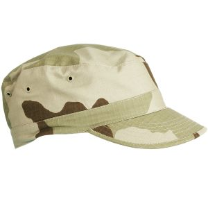 Teesar Field Cap 3-Color Desert